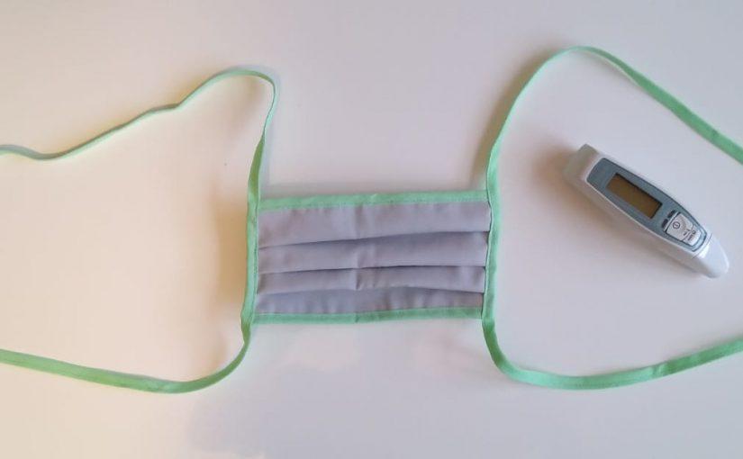 Mundschutz oder nur eine Mund-Nase-Maske